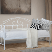 Aimee Day Bed – WHITE-0