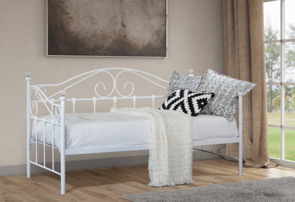 Aimee Day Bed White Beds Co Uk