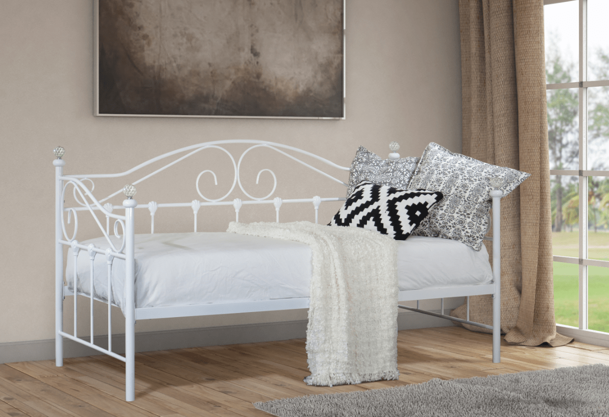 Kids Metal Bed Frame