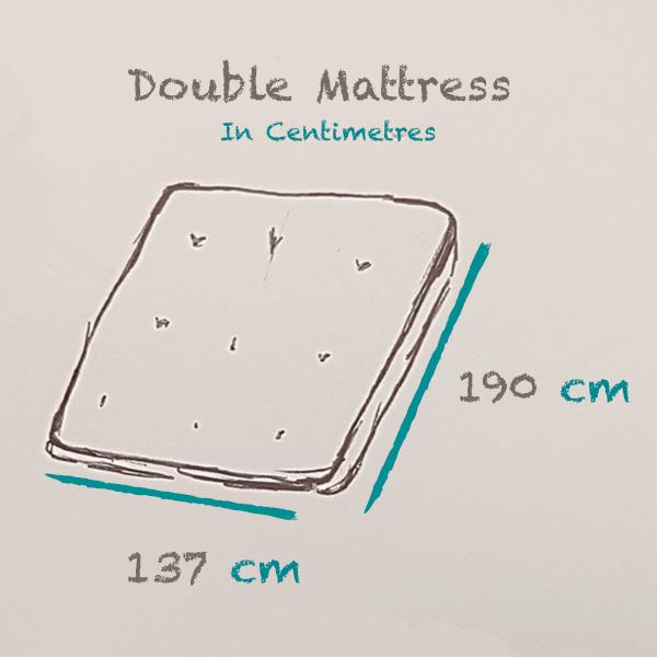 double-mattress-size-centimetres